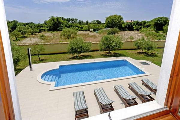Vakantiehuis Villa Braidizza - Istrië - Kavran - Kroatië