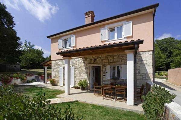 Vakantiehuis Tiffany - Grabri - Istrië - Kroatië