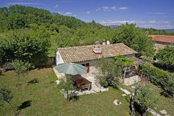 Vakantiehuis Mia - Faraguni - Istrië - Kroatië