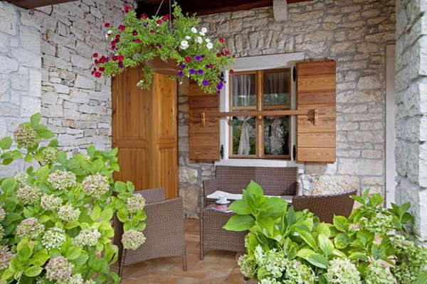 Vakantiehuis Kristina - Bečići - Istrië - Kroatië