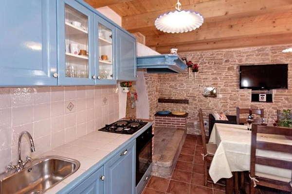 Vakantiehuis Luca - Glavani - Istrië - Kroatië