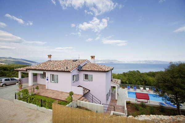 Vakantehuis Villa Mirta - Istrië - Kroatië - Labin