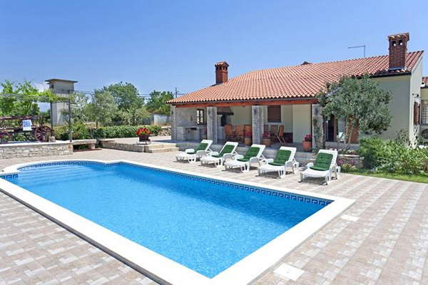 Vakantiehuis Villa Lavinia