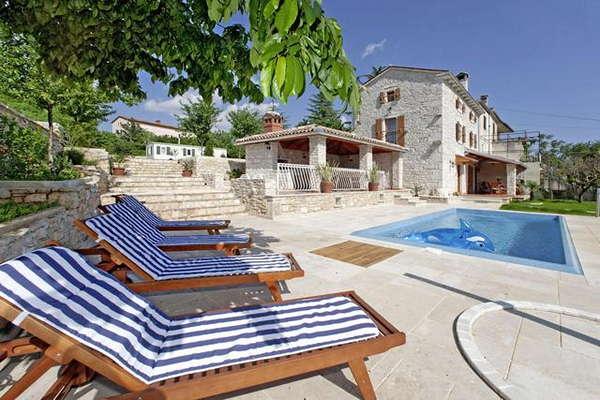 Vakantiehuis Mona Lisa - Istrië - Kroatië