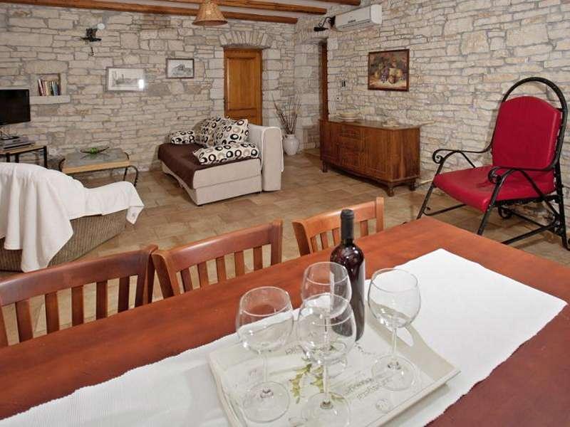 Vakantiehuis Poli Murvu - Istrië - Kroatië - Sveti Petar u Šumi