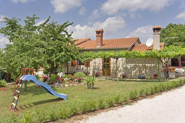 Vakantiehuis Dea - Istrië - Kroatië - Zminj