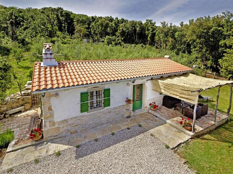 Huis Roinizza - Istrië - Kroatië - Labin