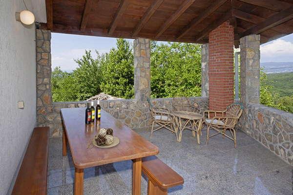 Vakantiehuis Lorenzo - Klanice - Kroatië - Kvarner Baai