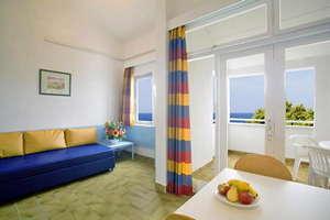 Appartementen Lanterna ** - Istrië - Kroatië - Poreč