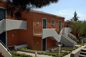 Naturistenresort Koversada ****- appartementen - Istrië - Kroatië - Vrsar
