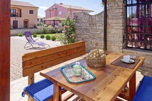 Appartementen Sara - Bale - Istrië - Kroatië