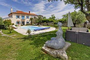 Appartement Medina - Hrboki - Istrië - Kroatië