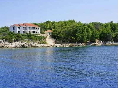 Appartementen Milli - Eiland Hvar - Kroatië - Midden-Dalmatië