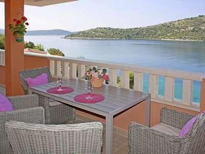 Appartementen Katja - Kroatië - Midden-Dalmatië - Vinišće
