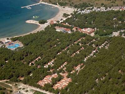 Camping Zaton Holiday Resort – stacaravans Roan - Kroatië - Noord-Dalmatië - Zaton-Nin