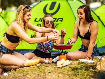 ULTRA MUSIC FESTIVAL – Camping Beachville