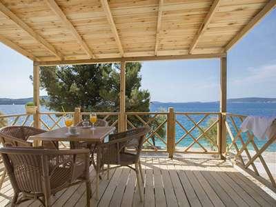 Camping Belvedere – direct - Kroatië - Midden-Dalmatië - Trogir