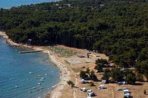 Camping Pineta - Fazana - Istrië - Kroatië
