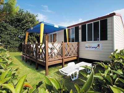 Camping Bijela Uvala – Go4Camp - Istrië - Kroatië - Poreč