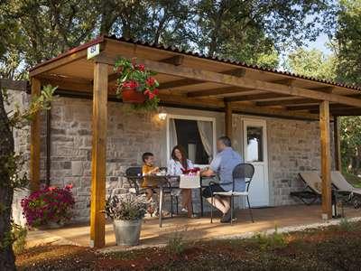 Aminess Park Mareda Camping  **** - Istrië - Kroatië - Novigrad