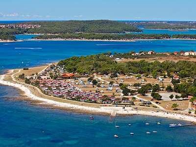 Camping Arena Kažela – stacaravans - Istrië - Kroatië - Medulin