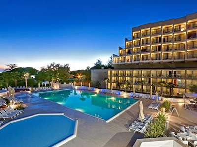 Hotel Laguna Materada *** - Istrië - Kroatië - Poreč