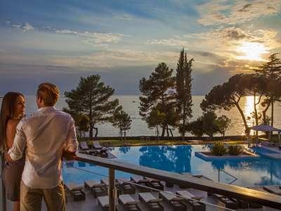 Hotel Laguna Parentium **** - Istrië - Kroatië - Poreč