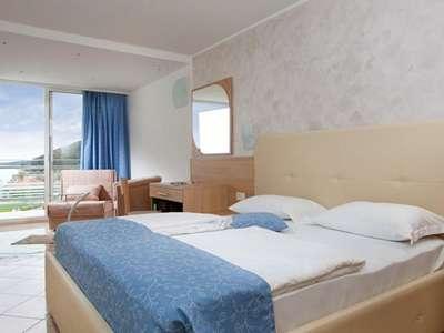 Hotel Mimosa-Lido Palace **** - Istrië - Kroatië - Rabac