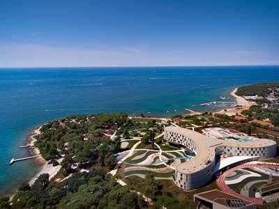 Familyhotel Amarin **** - Istrië - Kroatië - Rovinj