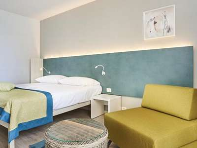Hotel Sol Sipar **** - Istrië - Kroatië - Umag