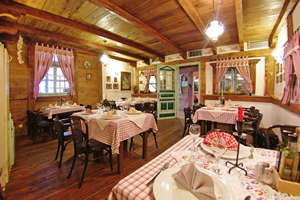 Hotel Risnjak *** - Delnice - Kroatië - Kvarner Baai
