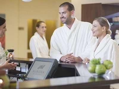 Wellness Hotel Aurora **** - Kroatië - Kvarner Baai - Mali Losinj