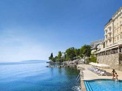 Smart Selection hotel Istra Opatija - Kroatië - Kvarner Baai - Opatija