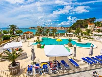 Hotel Padova **** - Eiland Rab - Kroatië - Kvarner Baai