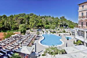 Grand Hotel Imperial **** - Eiland Rab - Kroatië - Kvarner Baai
