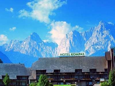 Hotel Kompas **** - Kranjska Gora - Regio Slovenië - Slovenië