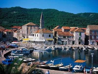 Blue cruise - M/S ANETA Eilandhoppen Dalmatië – route TD