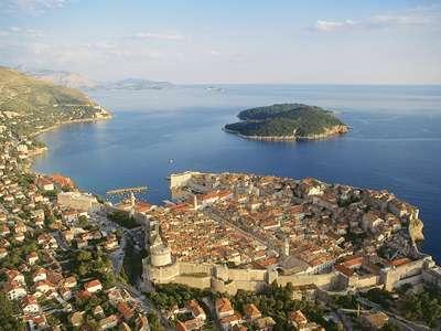 Blue cruise - Route TD – Fietsend eilandhoppen door Midden- en Zuid Dalmatië inclusief Dubrovnik