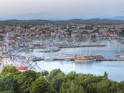 Blue cruise - Route Z1- Eilandparadijs Noord-Dalmatie, nationale parken en eiland Rab