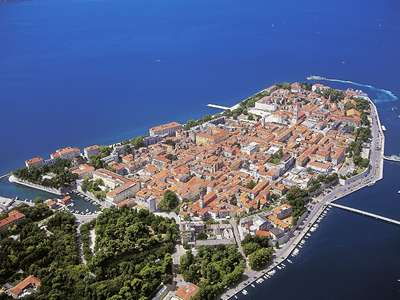 Blue cruise - Route Z2 – Paradijselijk eilandhoppen in Noord- en Midden Dalmatië naar het mooiste strand en Split