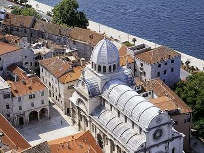 Blue cruise - Route ZB – Op de pedalen in Noord-Dalmatië: van de Kornati eilanden tot de Krka watervallen
