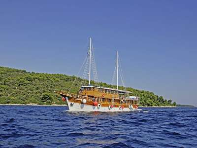 Blue cruise - schip MS Aneta
