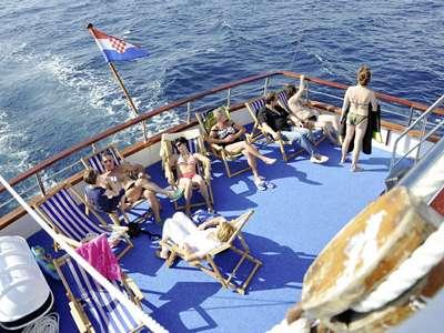 Blue cruise - MS Columbo