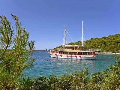Blue cruise - schip MS Dalmatino