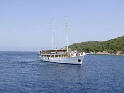 Blue cruise - M/S KAZIMIR Actief & Relax combinatie – route RC