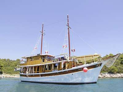 Blue cruise - schip MS Orkan
