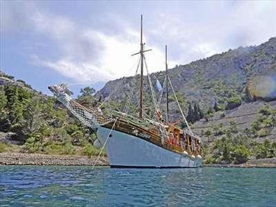 Blue cruise - schip MS Zelenbor