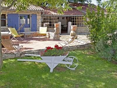 Vakantiehuisjes Stancija Baladur - Istrië - Kroatië - Poreč - Rakovci