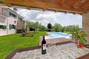 Vakantiehuis Franciska - Istrië - Kroatië - Smoljanci