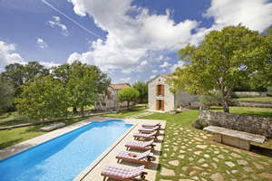 Vakantievilla Villa Salambati - Istrië - Kroatië - Salambati